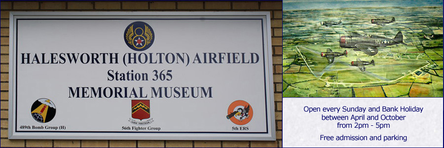 Halesworth Airfield Museum